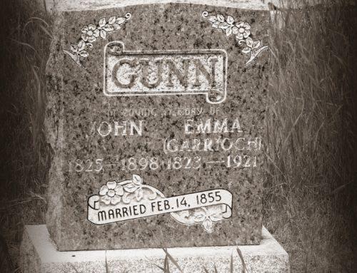Lent|Vignette (Gunn's Stone)