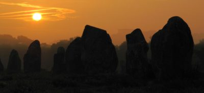 Stones Silently Watch