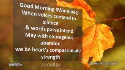 Compassionate Strength