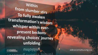 Journey Unfolding