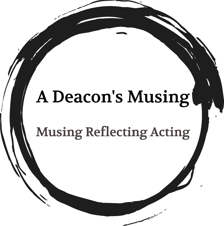 A Deacon's Musing Logo
