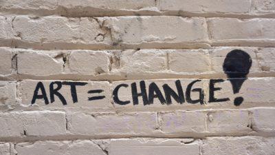 Art = Change