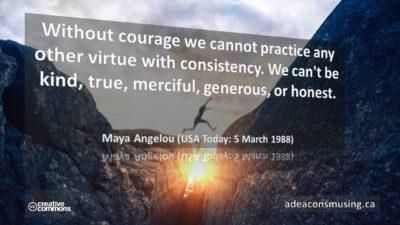 Maya Angelou (1988)