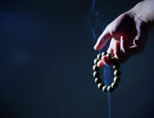 Vignette: Prayer Beads