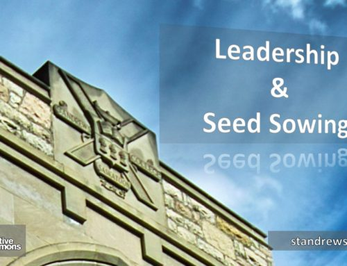 Leadership & Seed Sowing|Allegiance