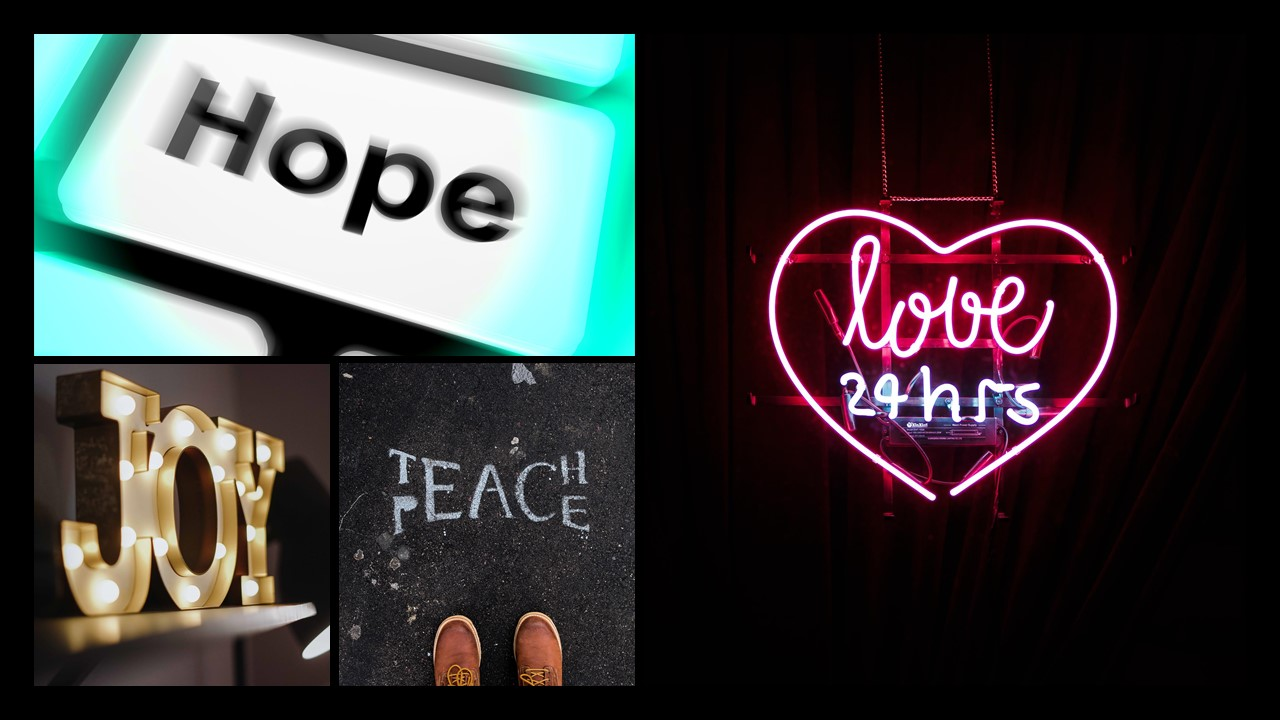 Hope-Peace-Joy-Love