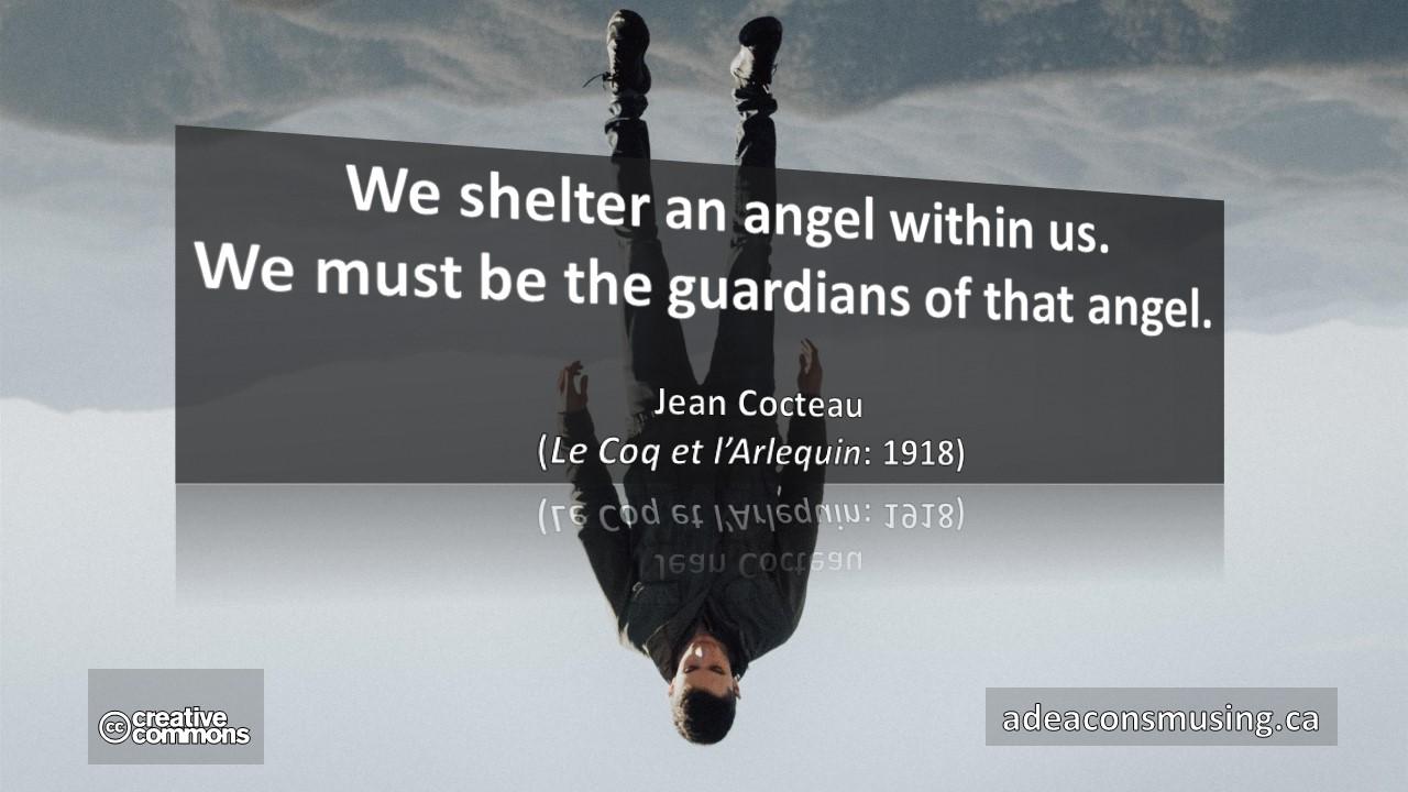 Jean Cocteau (1918)