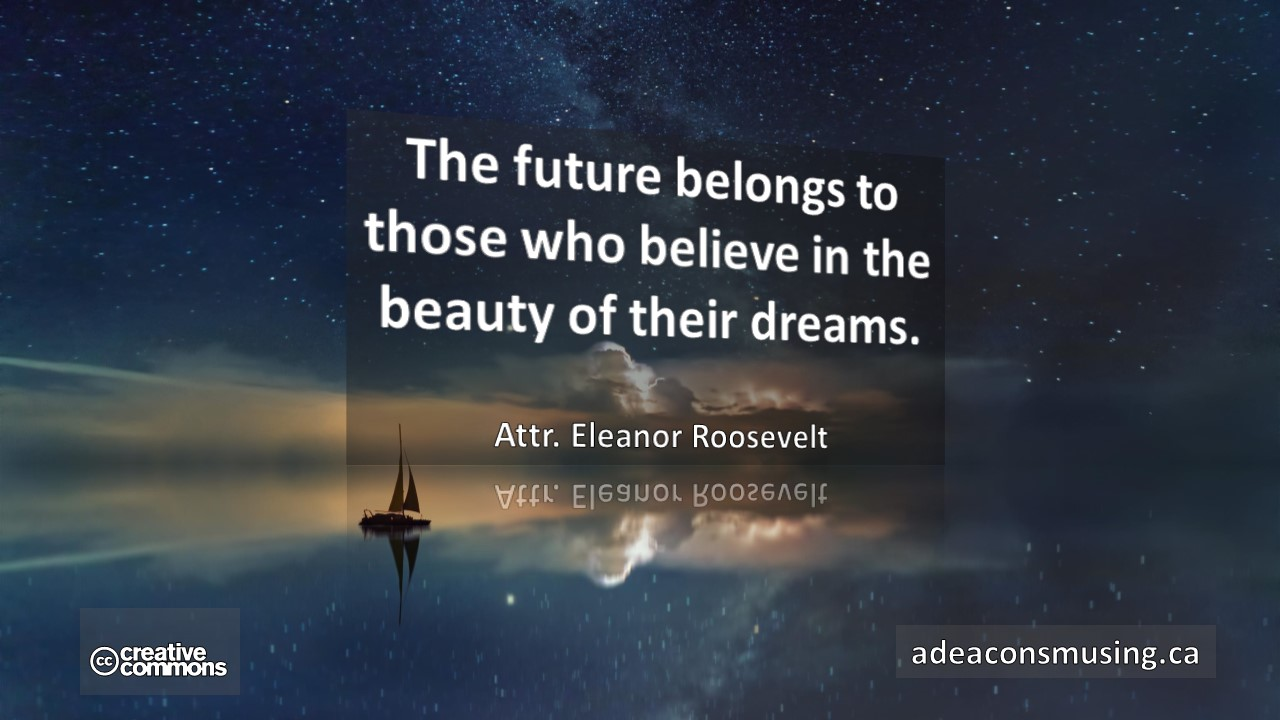 Attr. Eleanor Roosevelt