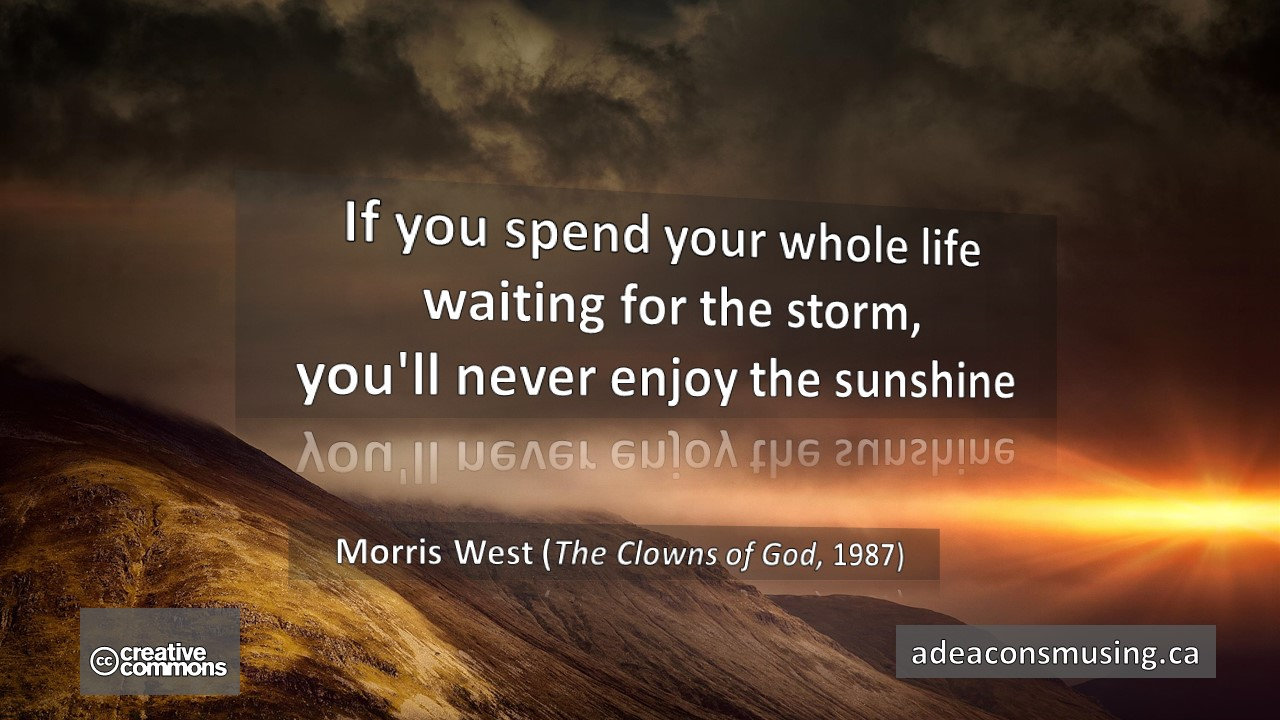 Morris West (1987)