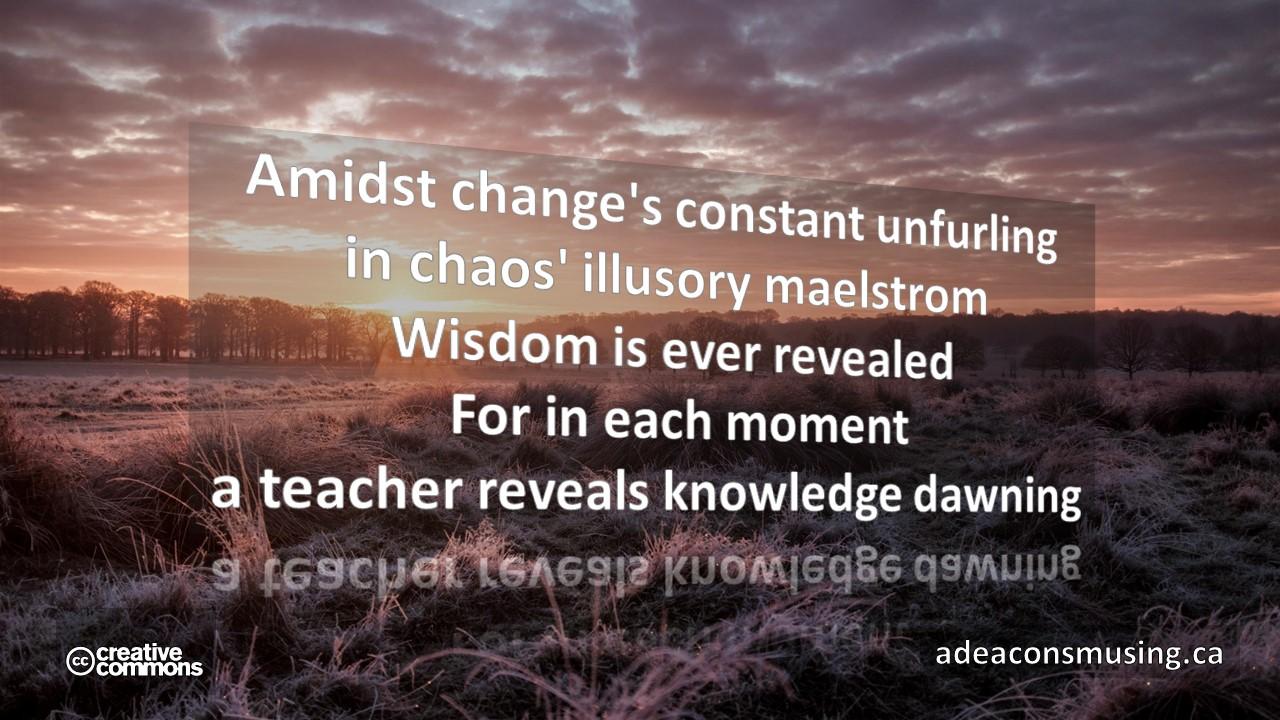 Knowledge Dawning