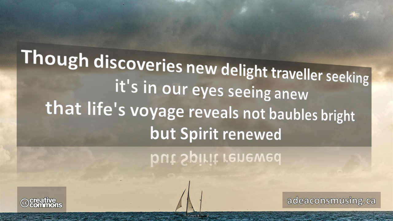 Spirit Renewed