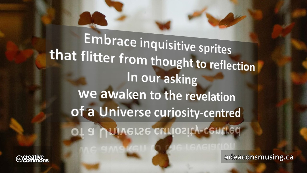 Curiosity-Centred